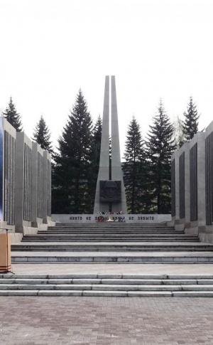 На Алтае осквернителя Мемориала Славы амнистировали к 70-летию Победы
