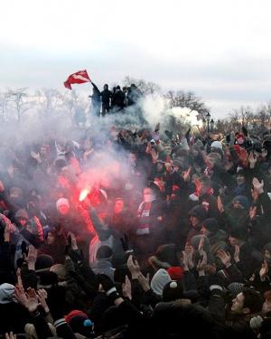 Суд не амнистировал обвиняемого в беспорядках на Манежной площади